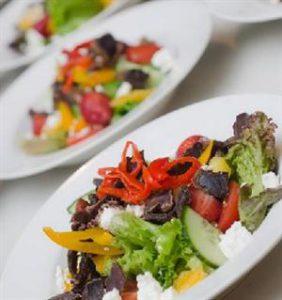Biltong and Feta Salad