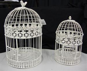 Birdcages -Large and Medium