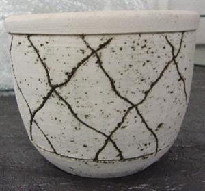 Ceramic Vase - tapered
