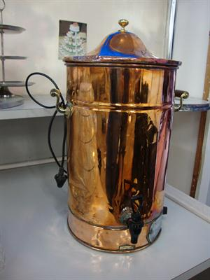 Copper Urn 28 litre