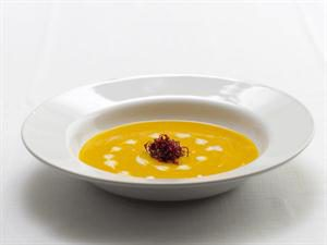 Cream of Butternut Soup