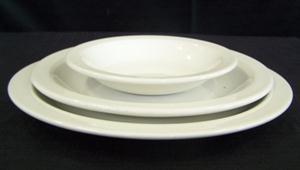 F500 Dinner Plate, Soup Plate & Sweet Bowl