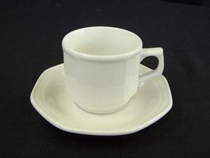 F600 Tea Cup & Saucer