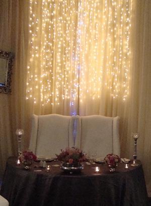 Fairy lights - Curtain