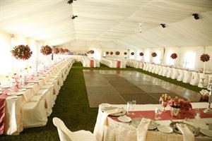 Frame Marquee with Dance Floor