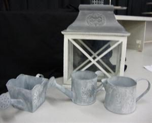 French Lantern - only 1 in stock
