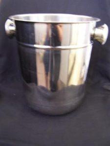 Ice Buckets - Stainless Steel