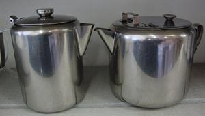 Stainless Steel teapots 3L & 4.5L