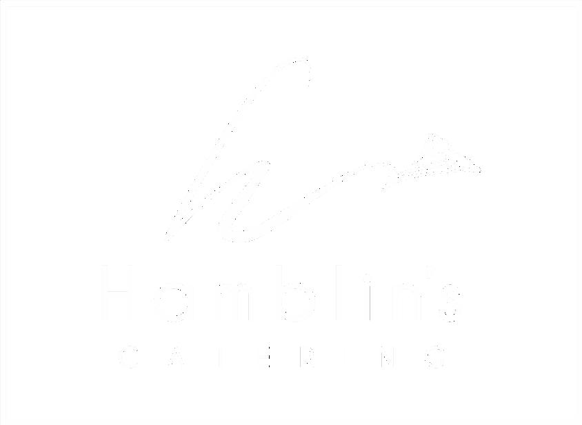 Hamblins Catering logo