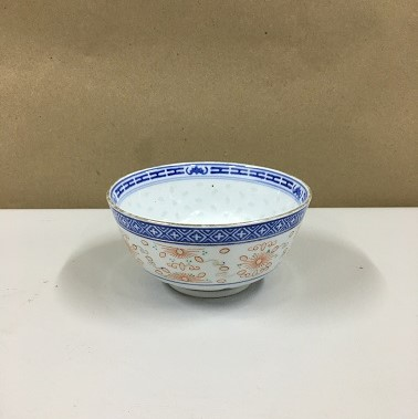 Chinese rice bowl