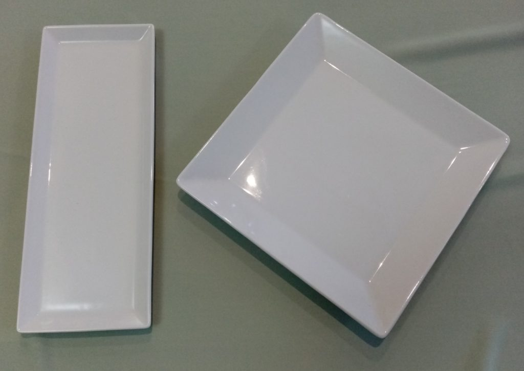Rectangle & square plate
