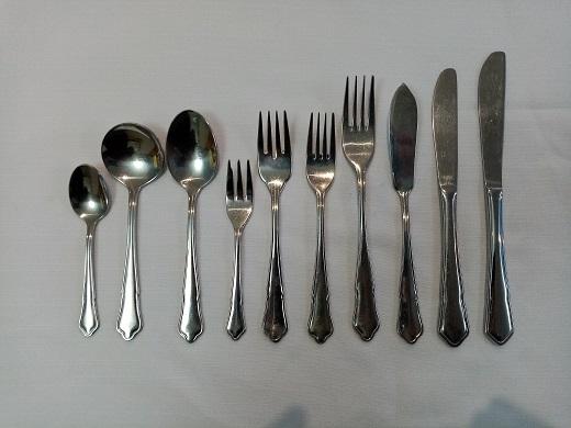 Dubarry cutlery