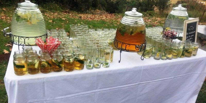arrival-drinks-ideas-picnic-style